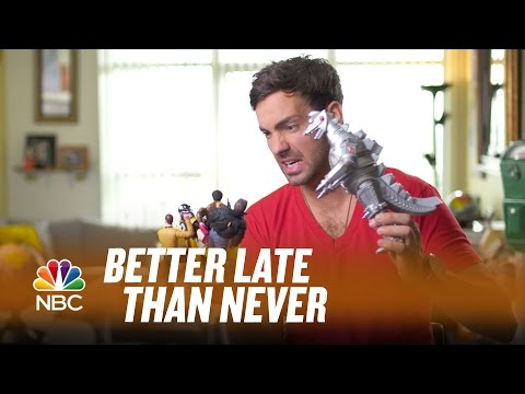 Better Late Than Never - Jeff Dye Travels with His Heroes (Digital Exclusive)