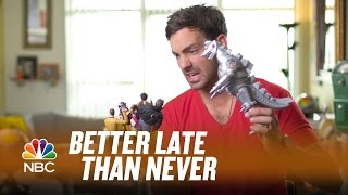 better late than never   jeff dye travels with his heroes digital exclusive