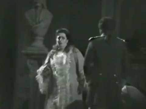 Cilèa - Adriana Lecouvreur Con Montserrat Caballé, Carreras, Cossotto; López Cobos 11.02.1978 Met
