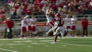Brandon Reilly's 45-Yard Catch of the Week vs. Indiana