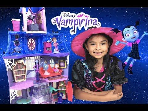 Disney Junior Vampirina Scare B & B Fangtastic Friends   Toys Academy