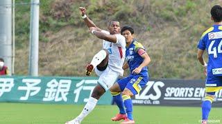 FC今治vsいわてグルージャ盛岡 J3リーグ 第20節