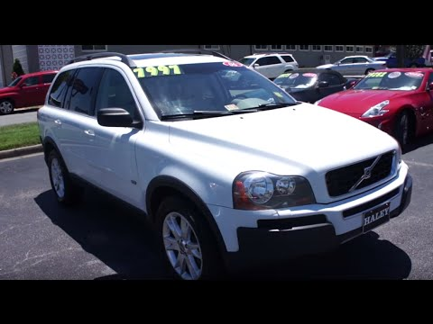 2006 Volvo Xc90 V8 Awd Walkaround Start Up Tour And Overview