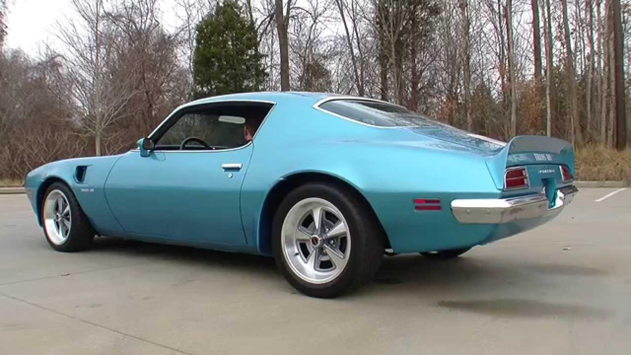 135003 / 1970 Pontiac Firebird Trans Am - YouTube