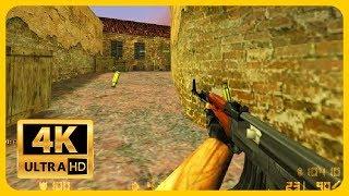 Counter Strike 1.5 - Old Game in 4K