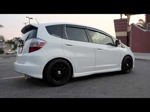 Yaris With Tanabe Medalion Exhaust