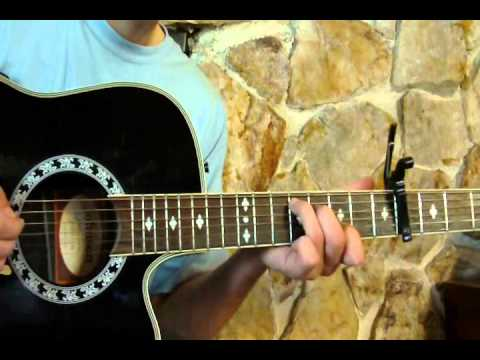 Family Man by Craig Campbell Guitar Tutorial