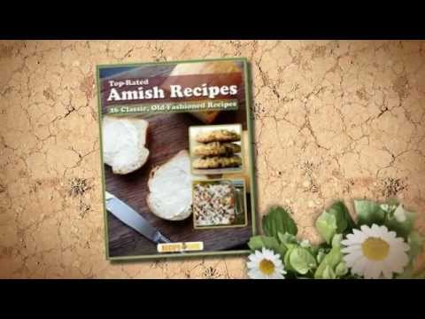 Top Rated Amish Recipes ECookbook