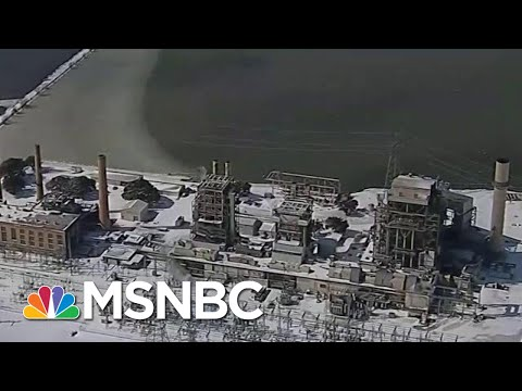 Texans Face Thousands Of Dollars In Energy Bills After Deep Freeze | MTP Daily | MSNBC