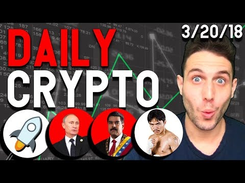Daily Crypto News: Stellar Lightning, HKEX Blockchain, Manny Pacquiao ICO, Petro Crypto is Russia?