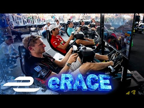 Fans vs Racing Drivers: VISA Simulator eRace LIVE From Monaco - Formula E
