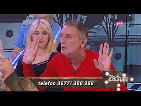 Zadruga, narod pita - Lepi Mića o  Anabeli 01.07.2018.