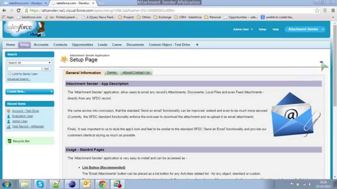 Attachment Manager (AppExchange Salesforce)