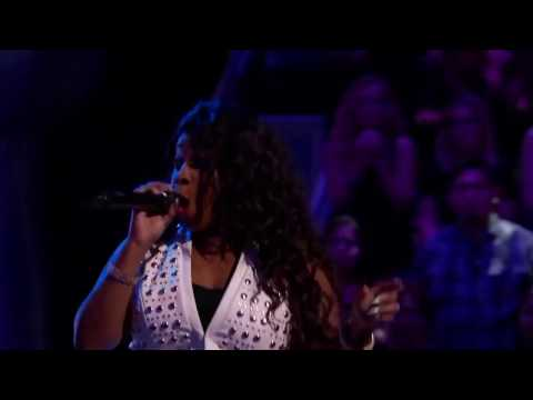 Toia Jones - Crazy In Love | Knockout | The Voice 2014