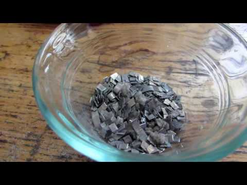 How to make Boron (household materials)