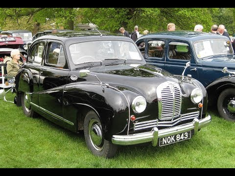 Full List Of Austin Motor Company Models. Old Classic And Modern All Austin Motor Cars