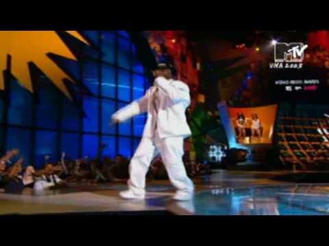 50 Cent ft G-Unit ft Snoop Dogg -  P.I.M.P (live) (Eminem Intro)