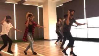 Tu Cheez Badi Hai Mast Mast | DANCE CHOREOGRAPHY | POPPIN TICKO