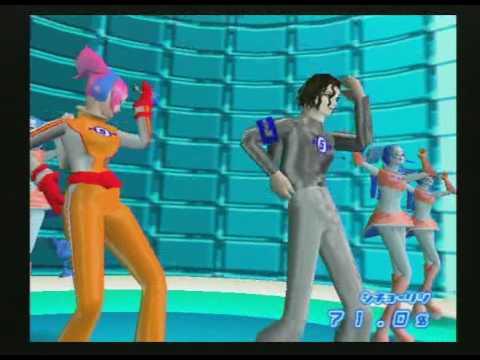 Michael Jackson Space Channel 5 commercial