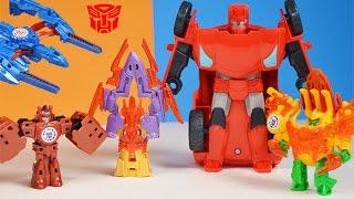 transformers robots in disguise and rescue bots autobot dragonus bashbreaker lord doomitron lance