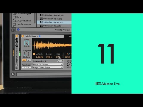 """<span class=""""title"""">Ableton Live 11: New and updated devices</span>"""
