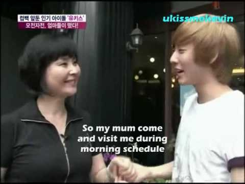 Kevin being praised by his mum (ENG)