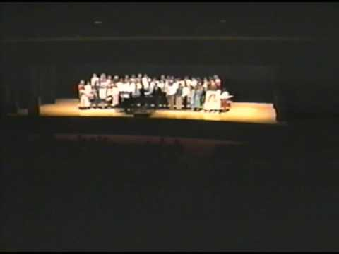 Abington Heights Chorus Concert Spring 1992