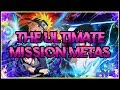 MS / Gates META on STEAL missions | Naruto Online 2: Mission GAMEPLAY
