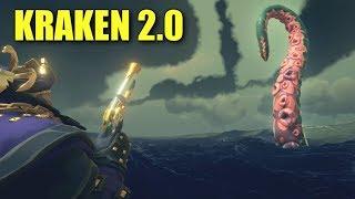 Sea of Thieves - The New Kraken 2.0!