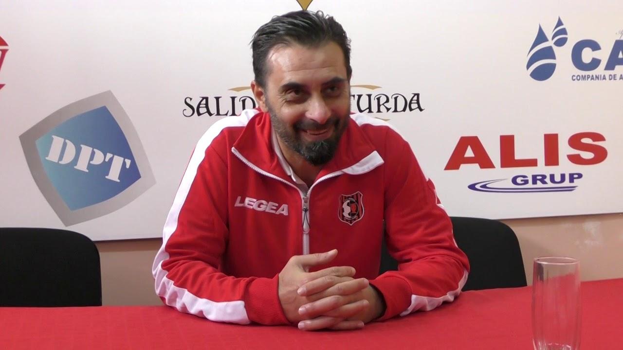 Sticla Arieșul Turda - AFC Odorheiu Secuiesc 1-0 (09.11.2018)