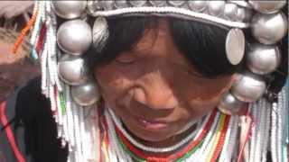 Тай Экспедишн. Племя Ака. Akha People.