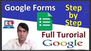 Create Google Form Step by Step | Complete Google Form Tutorial in Hindi