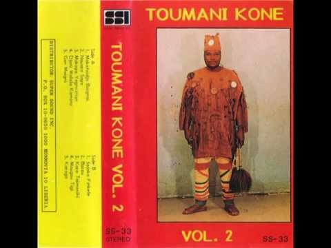 Toumani Kone - Vol.2 (Super Sound SS-33)