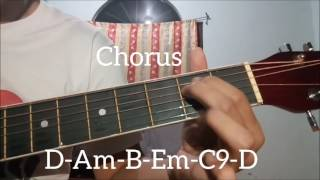 How deep is your love by Bee Gees (easy chords)