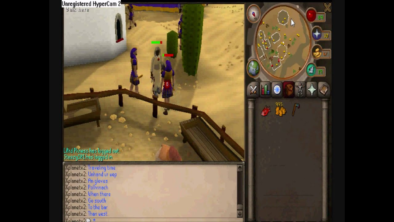 RuneScape-How to change from Basic Spell Book to Ancient Spell Book