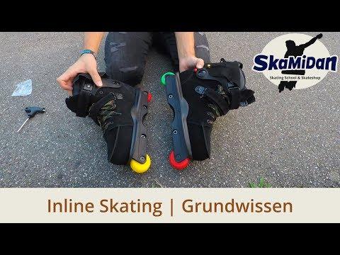 Inline Skating Know-how Tutorials – Die detailliertesten Tutorials im Internet