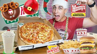 20,000 CALORIE CHALLENGE CHRISTMAS CHEAT DAY