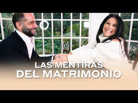 Las mentiras del matrimonio  Martha Debayle