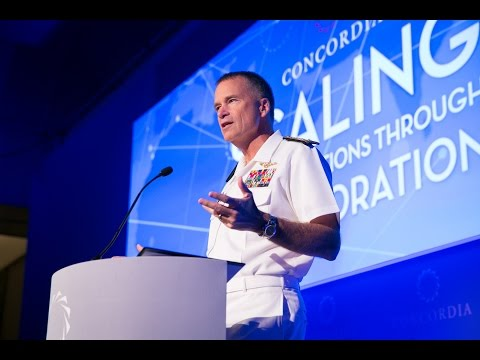 Admiral Winnefeld: The US Military's Commitment To Collaboration