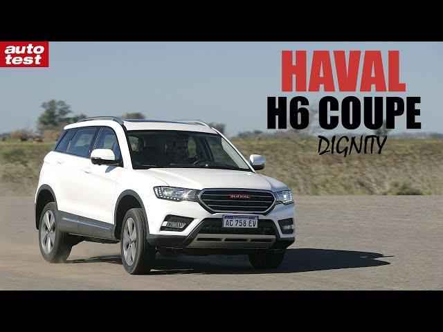 Prueba - Haval H6 Coupe Dignity - AutoTest Argentina