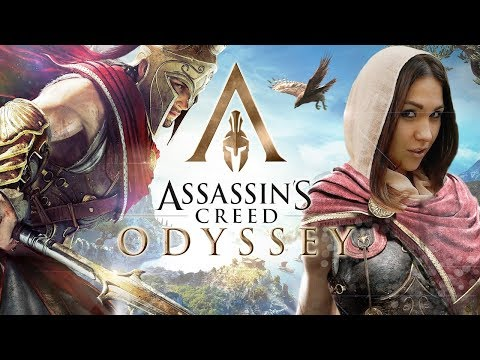 Cкрытый пик-ап и пати на Олимпе /  Assassin's Creed ODYSSEY thumbnail
