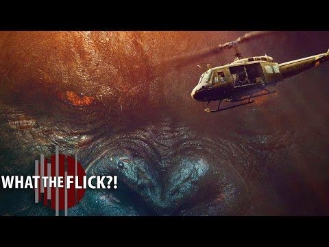 Kong: Skull Island - Official Movie Review