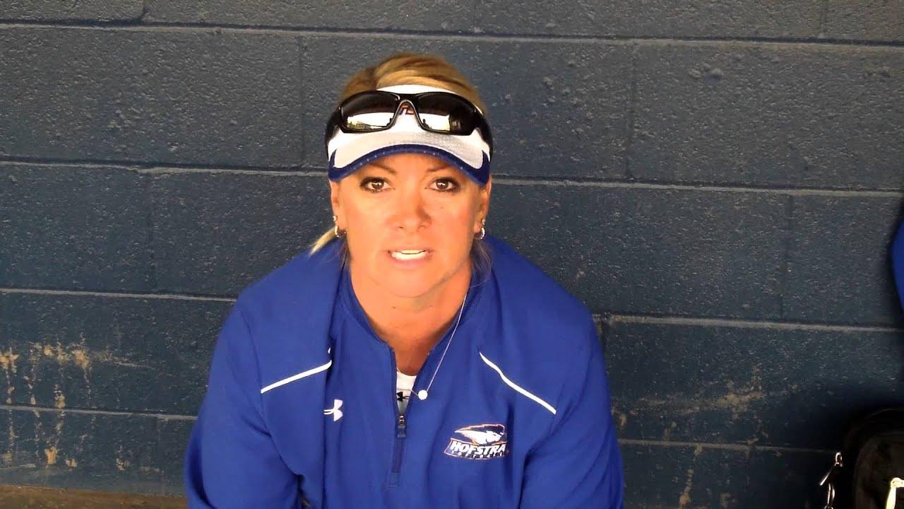 SB: Hofstra Softball Coach Larissa Anderson Postgame vs. Syracuse (4/21/15)