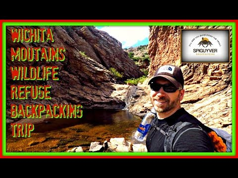 Wichita Mountains Wildlife Refuge Backpacking Trip