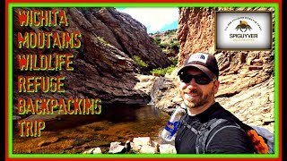 Wichita Mountains Wildlife Refuge Backpacking Trip