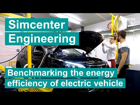 [Simcenter Engineering] Benchmarking and Target Setting the Energy Efficiency of Electric Vehicles
