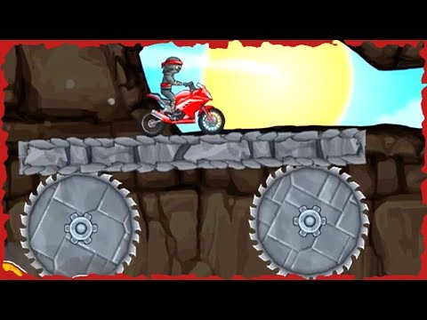 Moto X3M 3 Bike Race Game Mobile Gameplay Level (15-30)
