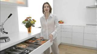 Механизмы на кухне для вашего удобства(Удобные Уютные Красивые КУХНИ на заказ по размерам Вашего помещения! Более 500 цветов фасадов, более 80 цвето..., 2011-07-03T12:57:59.000Z)