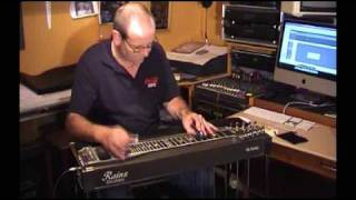 A Carlene Carter song instrumentalised by David Hartley on the Peda...