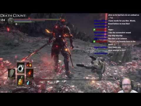 Dark Souls 3 Final Boss Reaction!!!
